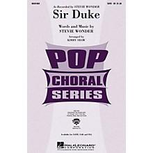 Hal Leonard Sir Duke SSA by Stevie Wonder Arranged by Kirby Shaw