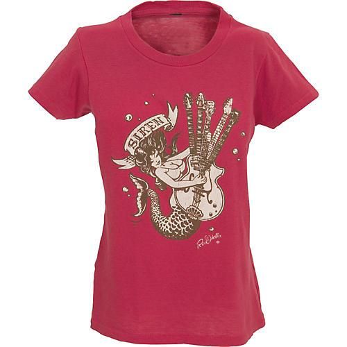 Henry Red Heller Siren Fade Women's T-Shirt
