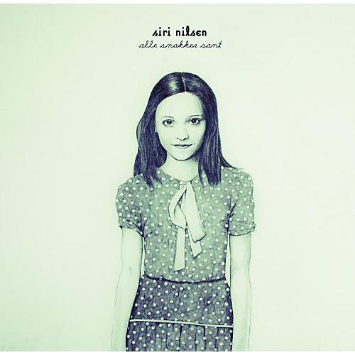 Alliance Siri Nilsen - Alle Snakker Sant (Limited Edition Blue Vinyl)