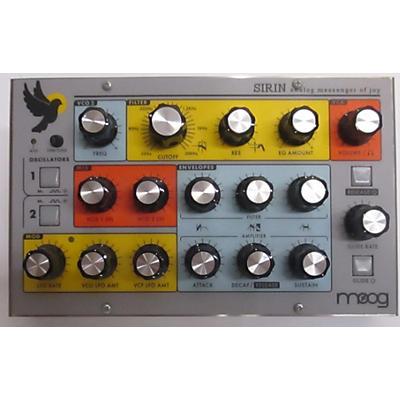 Moog Sirin Synthesizer