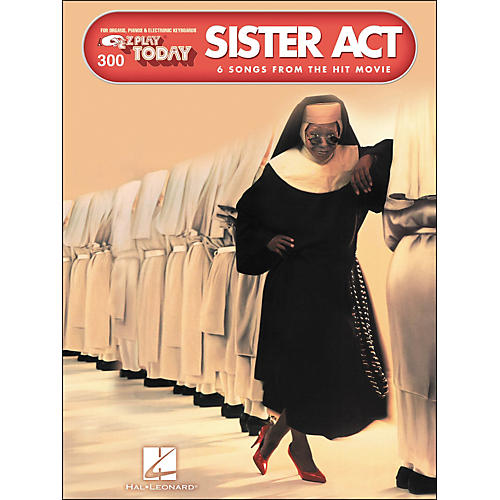 Hal Leonard Sister Act E-Z Play 300