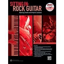 Alfred Sitting In: Rock Guitar Book & DVD-ROM