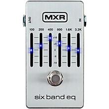 Open BoxMXR Six Band EQ Pedal