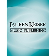 Lauren Keiser Music Publishing Six Poemes Noir (Flute with Piano Accompaniment) LKM Music Series Composed by David Baker