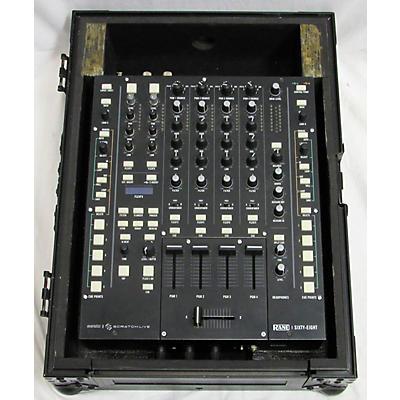 RANE Sixty-Eight DJ Mixer