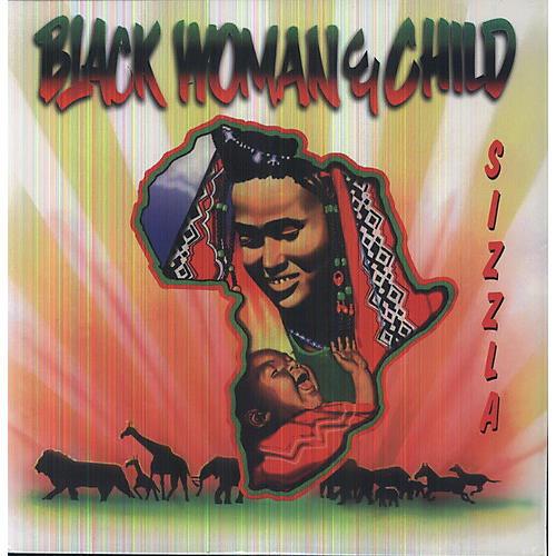 Alliance Sizzla - Black Woman & Child