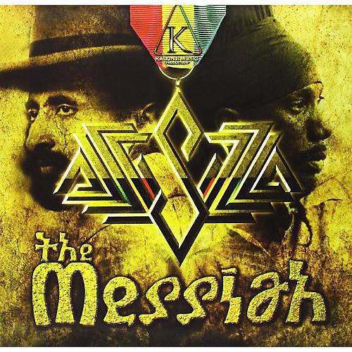 Alliance Sizzla - The Messiah