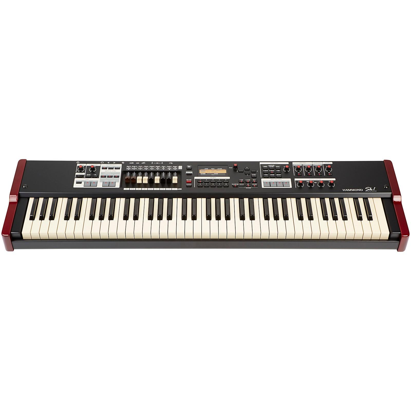 Hammond Sk1-73 73-Key Digital Stage Keyboard and Organ