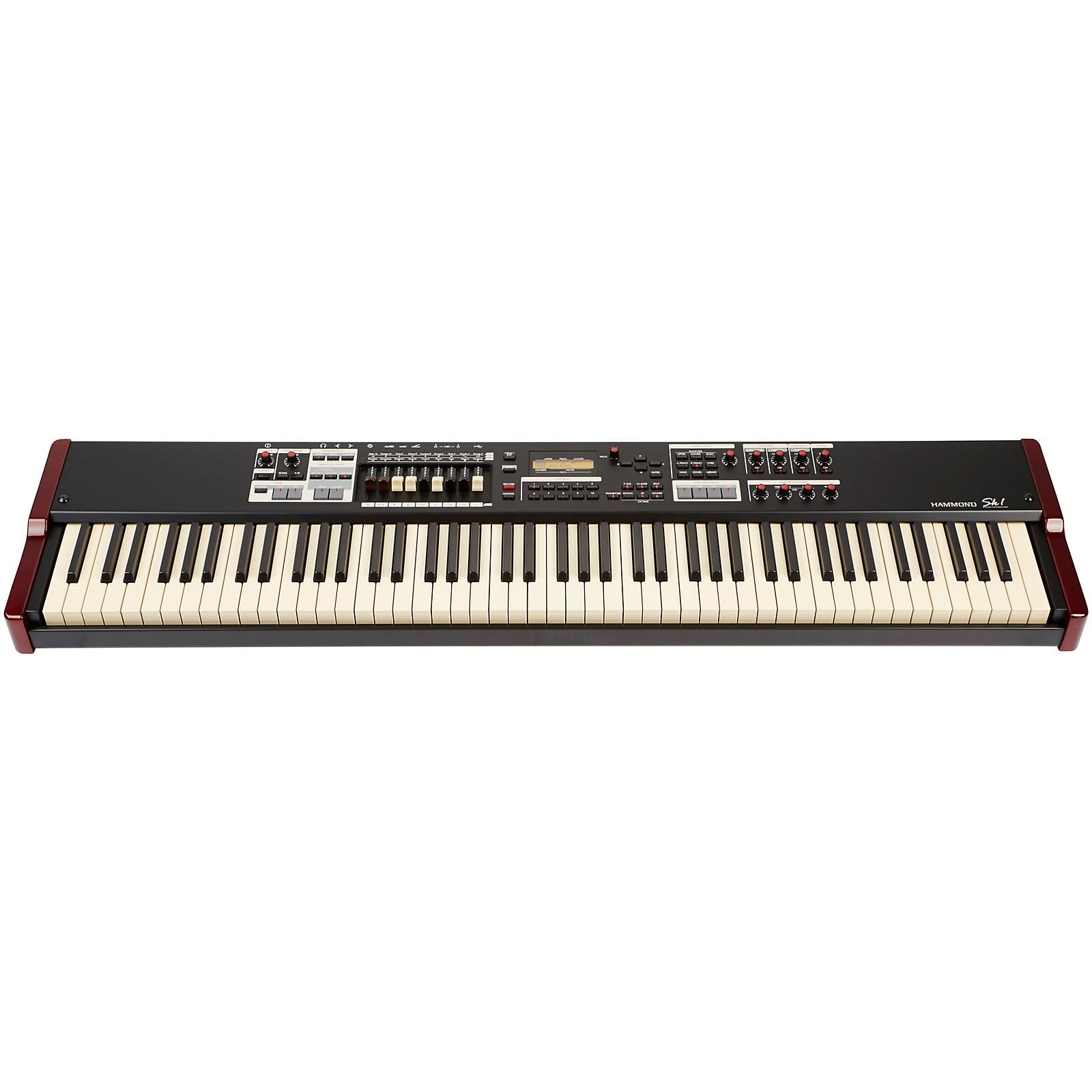 Hammond Sk1-88 88-Key Digital Stage Keyboard and Organ