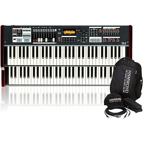 Hammond Sk2 Organ with Keyboard Accessory Pack