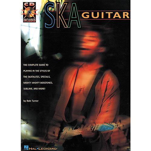 Hal Leonard Ska Guitar Book with CD