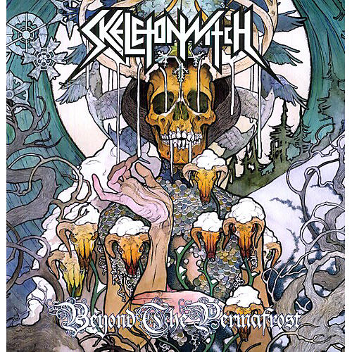 Alliance Skeletonwitch - Beyond the Permafrost