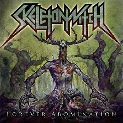 Alliance Skeletonwitch - Forever Abomination