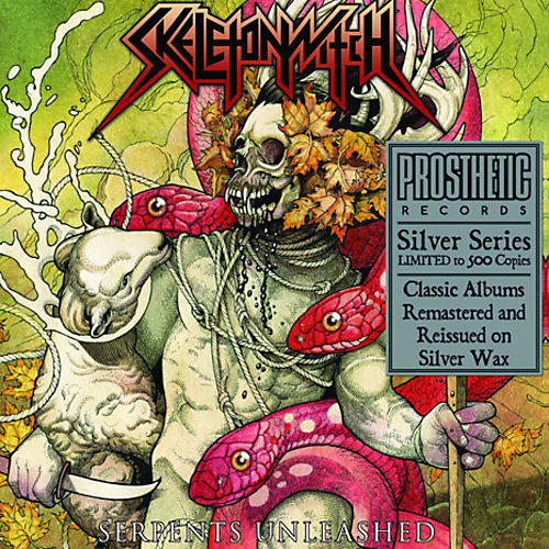 Alliance Skeletonwitch - Serpents Unleashed (Silver Edition)