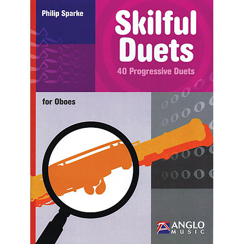 Anglo Music Skilful Duets (40 Progressive Duets) Anglo Music Press Play-Along Series