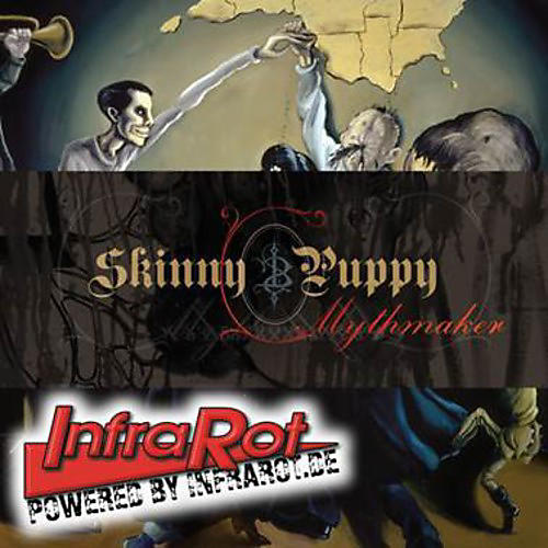Alliance Skinny Puppy - Mythmaker
