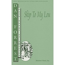 Hinshaw Music Skip to My Lou SATB arranged by Dan Forrest