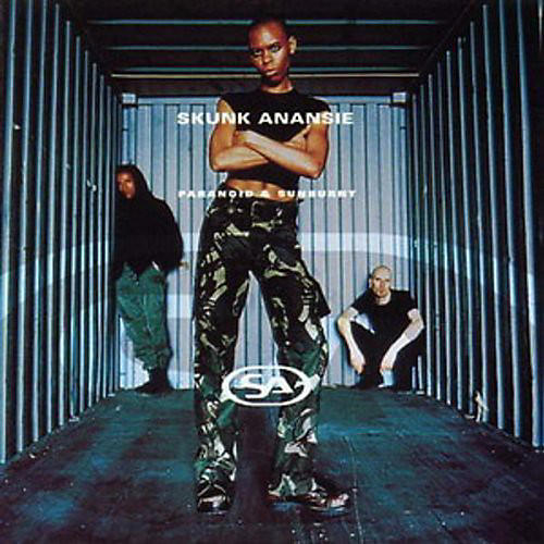 Alliance Skunk Anansie - Paranoid & Sunburnt: Direct Metal Master