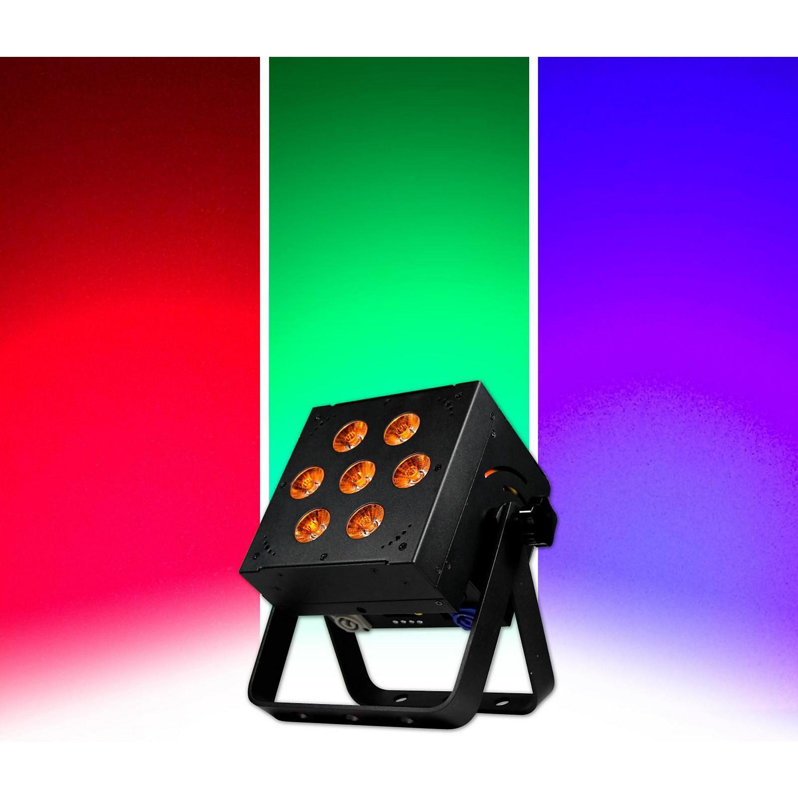 Blizzard SkyBox EXARGBAW+UV LED 2.4GHz Wireless Battery Powered PAR Wash Light