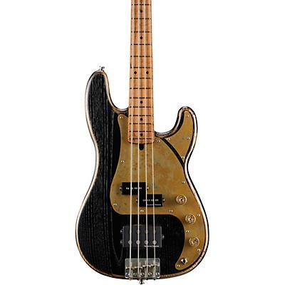 Paoletti Guitars Skybass Loft Seymour Duncan Pickups Electric Bass