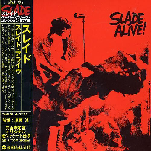 Alliance Slade - Slade Alive