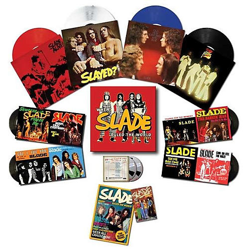 Alliance Slade - When Slade Rocked the World 1971-75 Collectors Box
