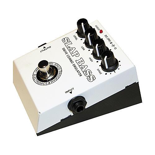 AMT Electronics Slap Bass Compressor Effect Pedal