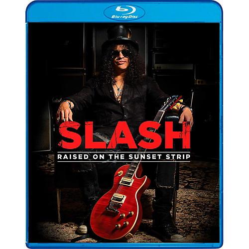 Universal Music Group Slash - Raised On The Sunset Strip DVD