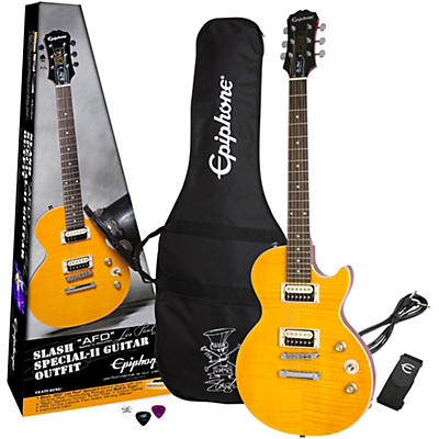 Epiphone Slash Appetite Les Paul Special-II Electric Guitar