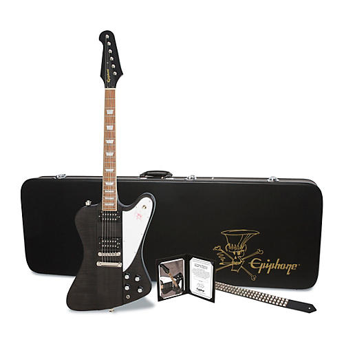 epiphone slash firebird limited edition electric guitar outfit musician 39 s friend. Black Bedroom Furniture Sets. Home Design Ideas