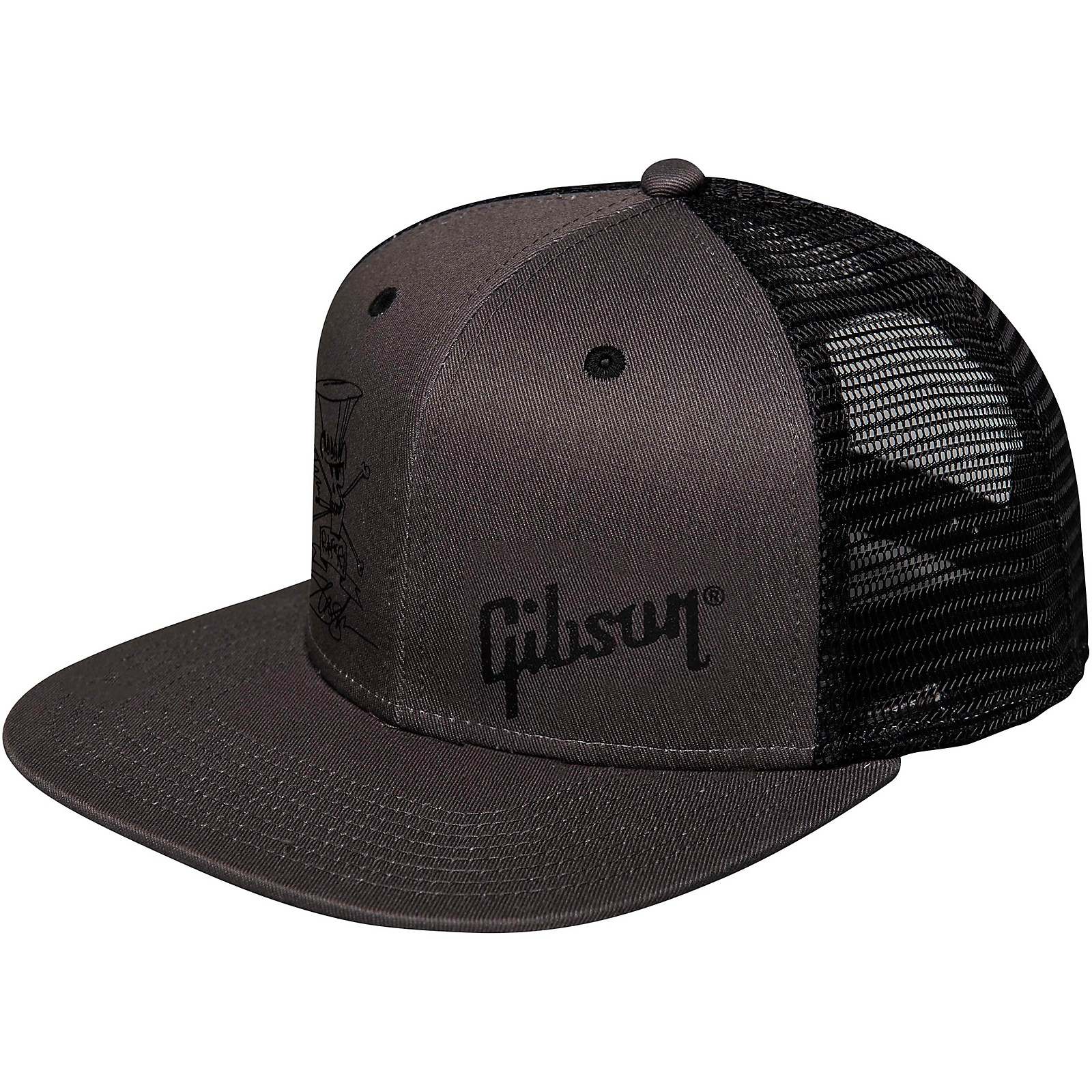 Gibson Slash Signature Trucker Hat