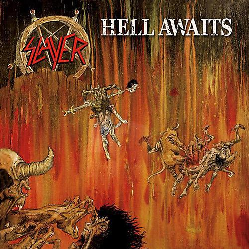 Alliance Slayer - Hell Awaits