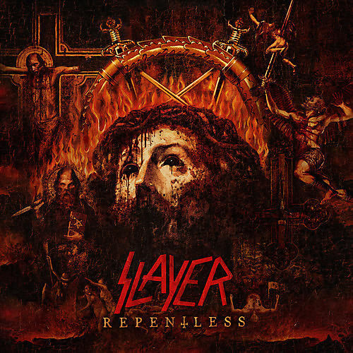 Alliance Slayer - Repentless