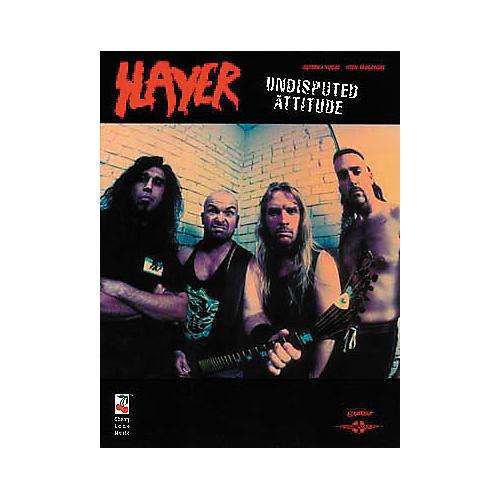 Cherry Lane Slayer - Undisputed Attitude (Guitar Tab)