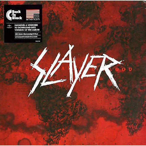 Alliance Slayer - World Painted Blood