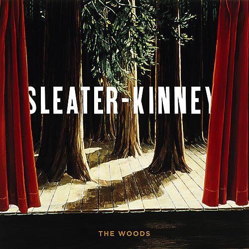 Alliance Sleater-Kinney - Woods