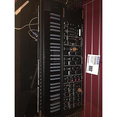Studiologic Sledge Polyphonic Synthesizer Black Edition Synthesizer