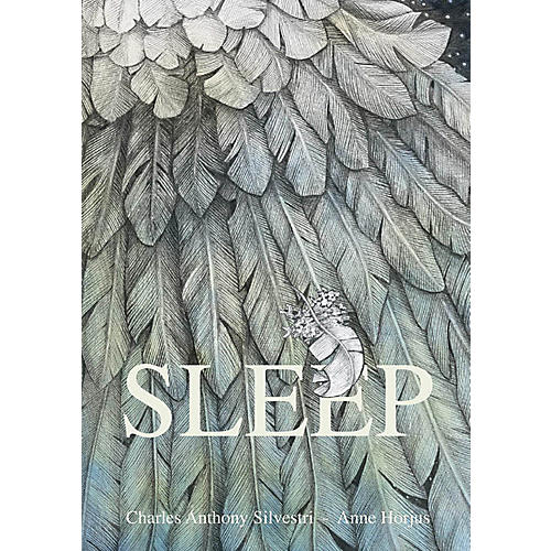 Acroterion Books Sleep Book Series Hardcover Written by Charles Anthony Silvestri