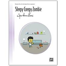 Alfred Sleepy Creepy Zombie Elementary