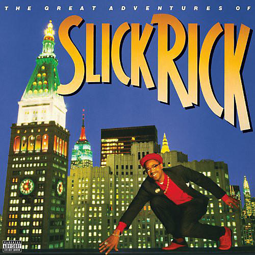 Alliance Slick Rick - The Great Adventures Of Slick Rick