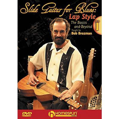 Homespun Slide Guitar for Blues Lap Steel DVD 1