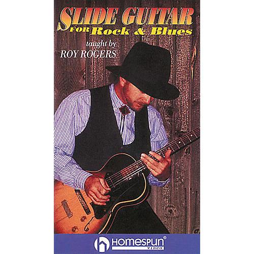 Hal Leonard Slide Guitar for Rock and Blues