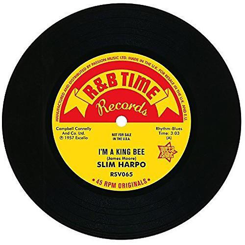 Alliance Slim Harpo - I'm a King Bee/I Got Love If You Want It