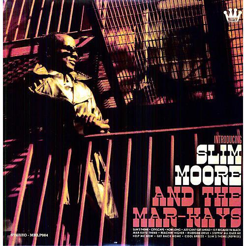 Alliance Slim Moore - Introducing Slim Moore and the Mar-Kays