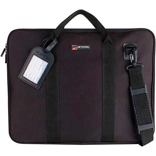 Protec Slim Portfolio Bag, Size Large Black