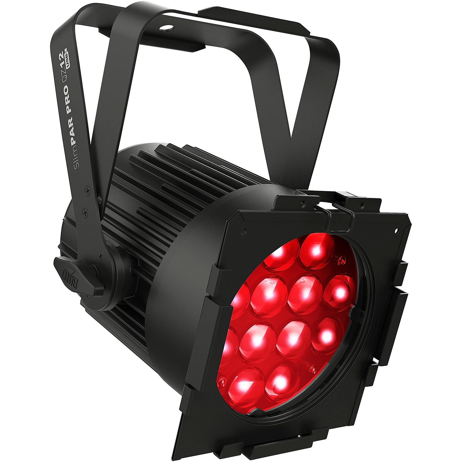 CHAUVET DJ SlimPAR Pro QZ12 USB RGBA LED Wash Light