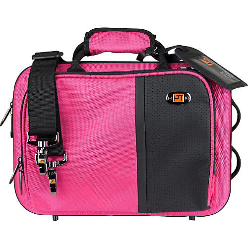 Protec Slimline Clarinet PRO PAC Case Hot Pink