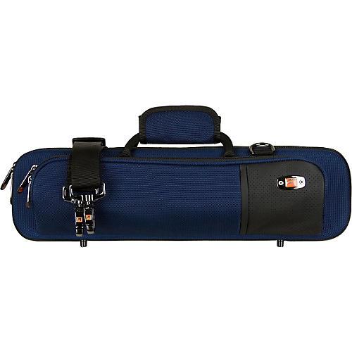 Protec Slimline Flute PRO PAC Case Blue