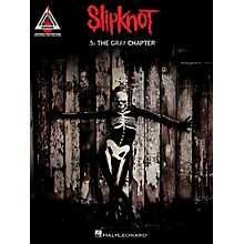 Hal Leonard Slipknot - .5: The Gray Chapter Guitar Tab Songbook