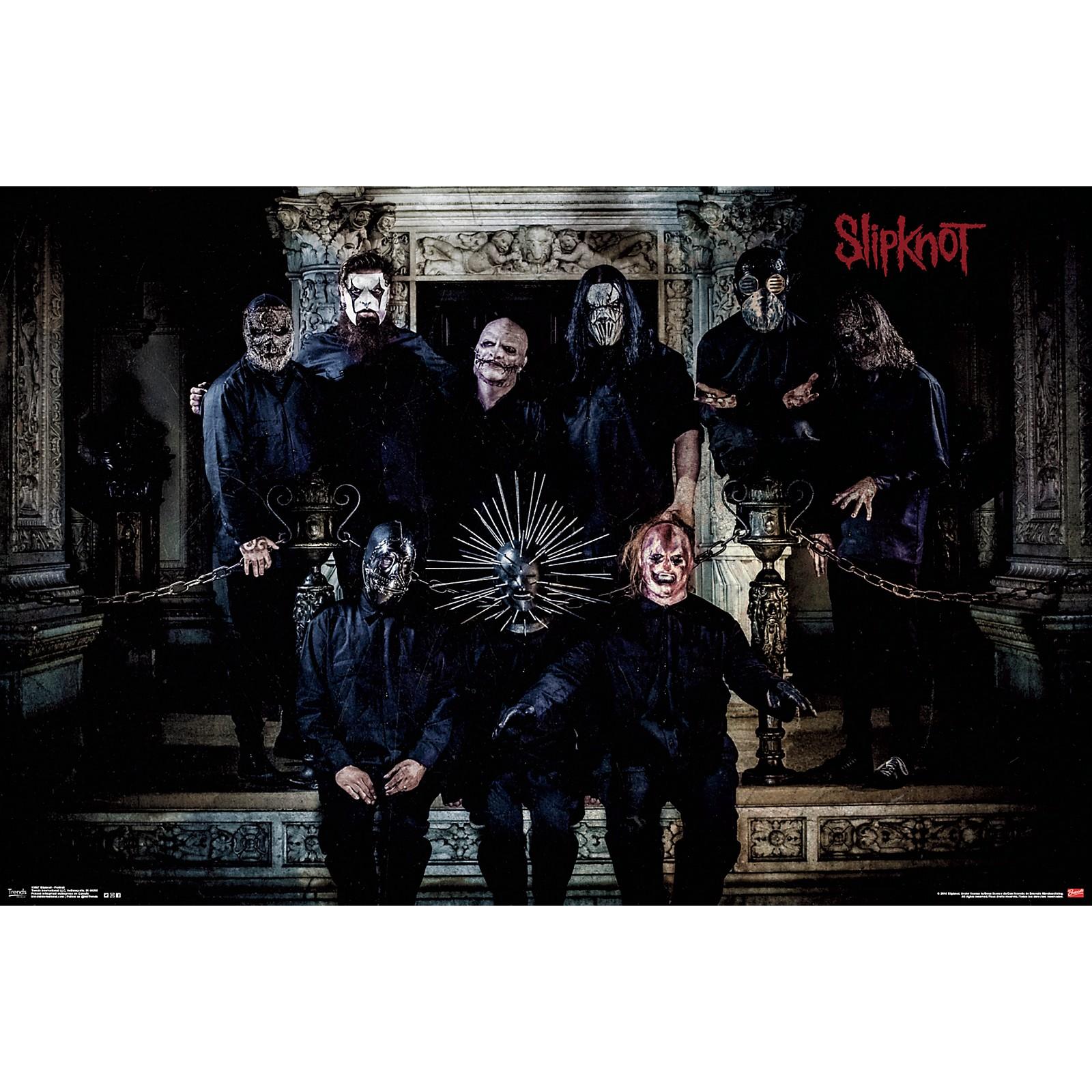 Trends International Slipknot - Portrait Poster